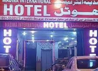 Madina International Hotel Rawalpindi