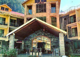 Fairy Meadows Hotel