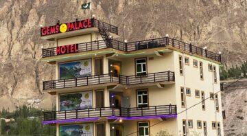 Gems Palace Hotel Sost